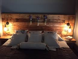 Floating Headboard With Nightstands by 17 Best Images About Cool Stuff On Pinterest Headboard Ideas
