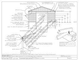 40 X 60 Metal Building House Plans Momchuri