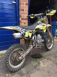 suzuki rm 85 rm85 in norwich norfolk gumtree