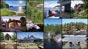 Cottages For Sale Muskoka by Photos Homes Of The Month The Luxury Market Of Muskoka