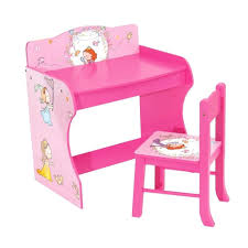 girls desks and chairs play table princess girl kids pink regarding desk chair toddler