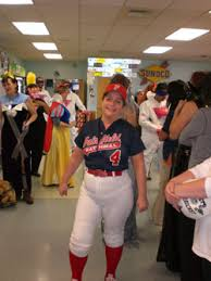Halloween Baseball Costume Halloween 2007 Basement Systems