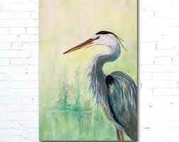 bird art etsy