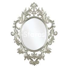 roma led dressing table mirror silver cool white all mirrors idolza