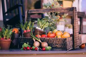 thanksgiving fruit basket free photo vegetable basket harvest thanksgiving fruit basket