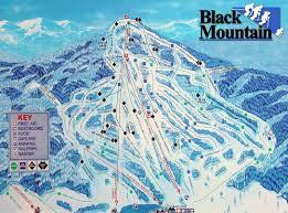 Colorado Ski Resorts Map by Black Mountain Nh Trail Map U2022 Piste Map U2022 Panoramic Mountain Map