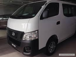nissan urvan 2016 brand new van for rent nissan urvan 350 cebuclassifieds