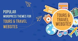 themes for tours travel website design and development