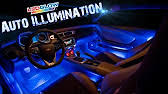 Car Interior Lighting Ideas Ledglow How To Install Car Interior Led Lights Youtube