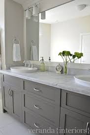 Bathroom Vanity Colors These Gray Bathroom Cabinets Would Look Great In My Master
