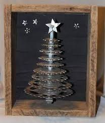 Vintage Metal Christmas Decorations by Welded Christmas Tree Google Search I Bought One Similar To This