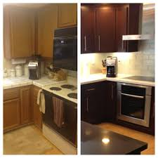 Kitchen Before And After by Kitchen Remodel Before And After Makeover Before After Pinter