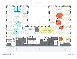 articles with free online office layout floor plan tag office full image for gallery of pandora media inc new york office aba studio 17 office layout