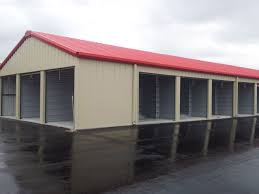 metal buildings and prefab steel building types gallery