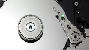 Seeking Hd Harddrive Starting Up And Seeking With Sound Stock Footage