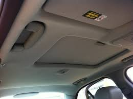 Car Roof Interior Repair Car Roof Upholstery U0026 Diy Car Headliner Install A Vw Golf 2 Gti