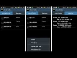 host editor pro apk tutorial host editor
