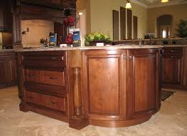 Kitchen Cabinet Used Corbels And Kitchen Island Legs Used In A Timeless Kitchen Design