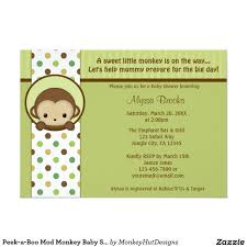 Mod Baby Shower by Mod Monkey Baby Shower Party Supplies Baby Shower Decoration