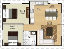 House Design Plans With Measurements The 25 Best Granny Flat Plans Ideas On Pinterest Granny Flat
