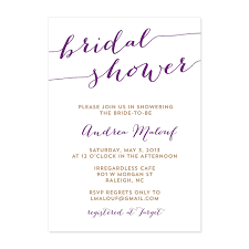wedding invitations free sles invitation sles for bridal shower wedding invitation ideas