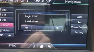 Ford Sync Map Update Update Sync2 Files From Ford On Tomtom Unit Now Possible Youtube