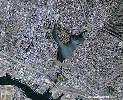 map of oakland aerial maps of oakland california