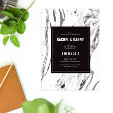 wedding invitations sydney marble invitations sail and swan studio