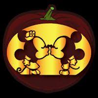 mickey mouse pumpkin carving template mickey mouse pumpkin
