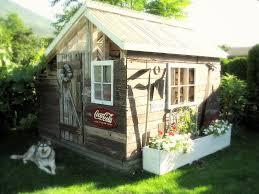 Sheds For Backyard Garden Sheds The Backyard The Inspired Room