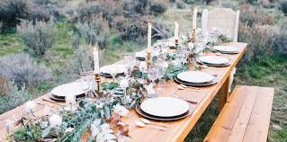 Wooden Tables And Benches Seattle Farm Tables U2013 We Rent Several Styles Of Wood Tables And