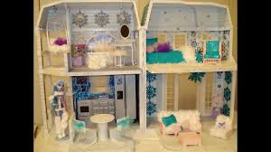 Monster High Bedroom Furniture by Monster High Abbey Bominable House Custom Made More To Come For