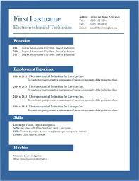 Resume Free Template Download Curriculum Vitae Resume Samples Download Resume Template