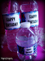 birthday drink mighty delighty monster high happy birthday labels free printable
