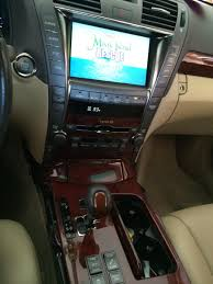 lexus rc navigation just installed dvd tv bypass without removing navigation unit