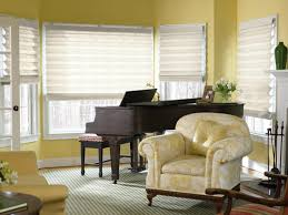 attractive window treatments living room best 25 living room
