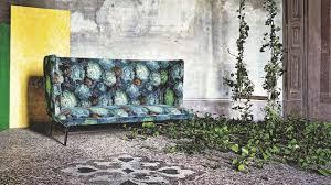 magasin canapé italien tissu italien rubelli casa pour fauteuil canapé côté maison