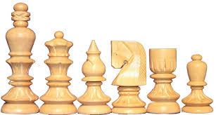 castle design chess set king 3 azacus for indian handicraft items