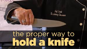 rate kitchen knives kitchen tips how to hold a kitchen knife food lancasteronline