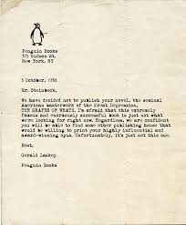 8 rejection letters publishers sent to famous aut clickhole