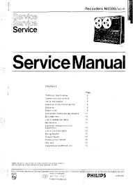 philips n4506 service manual download schematics eeprom repair