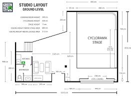 studio green key studio