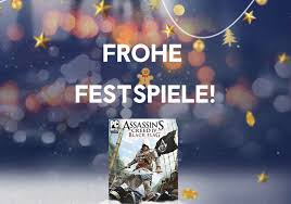Assassins Black Flag Ubisoft Verschenkt Assassin U0027s Creed Iv Black Flag