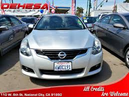 nissan murano invoice price used 2010 nissan altima 2 5 s in national city