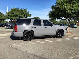 nardo grey truck your vehicles as they sit now page 127 chevy tahoe forum