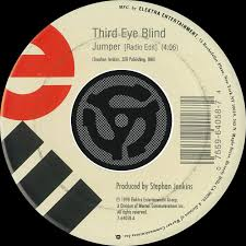 Third Eye Blind A Collection Songs Jumper Radio Edit Graduate Remix Digital 45 Single By