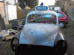 police car new life for 1970s dundee police car after auction evening telegraph