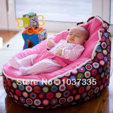 two upper covers baby bean bag chair kids nursey beanbag toddlers