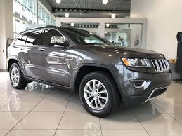 jeep grand cherokee limited 2014 pre owned 2014 jeep grand cherokee limited sport utility in daytona