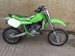 childs motocross bike kawasaki kx 60 kids motocross bike needs tlc in elgin moray